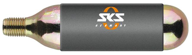 Sks Co2 bombička pre Airgun 16g, se závitem Uni