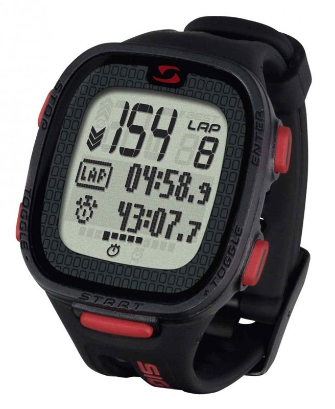 Sigma pulsmetr digital PC 26.14 černý