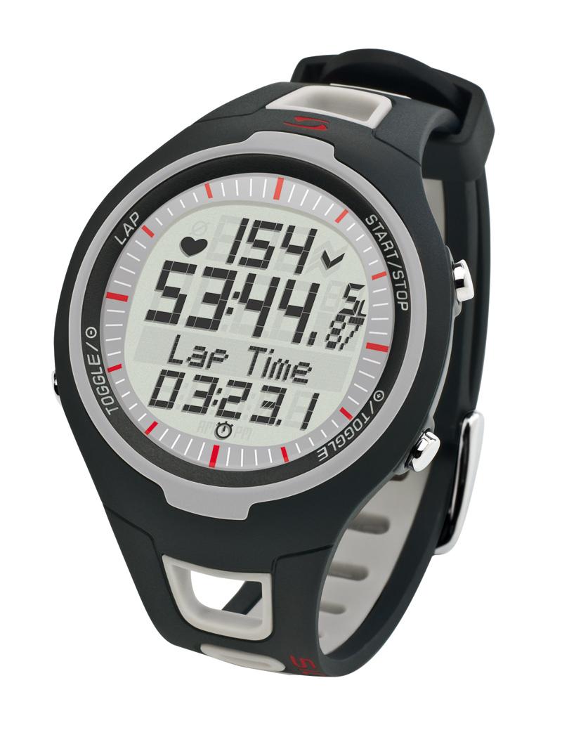 Sigma pulsmetr analog PC 15.11 šedý