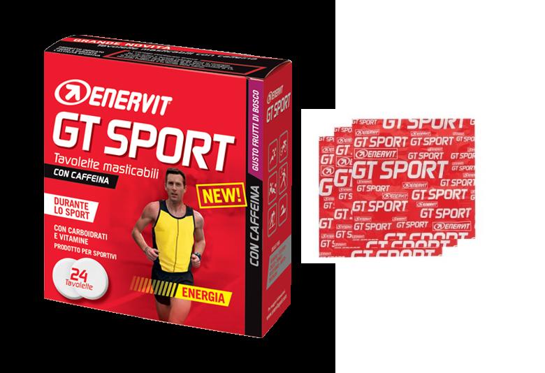 Enervit GT 4 tablety