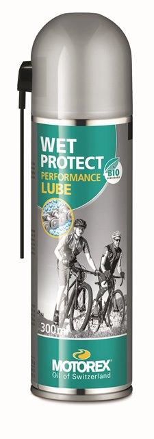 Motorex 2017 Wet Protect 300ml Sprej Uni