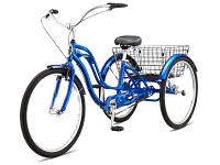 Tříkolka a retro kola Schwinn