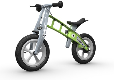 FirstBIKE - STREET Green