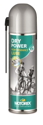 2018 MOTOREX DRY POWER 300ml SPREJ
