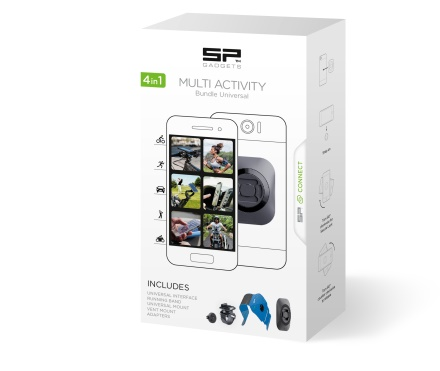 SP CONNECT - Multi Activity Bundle Universal Interface