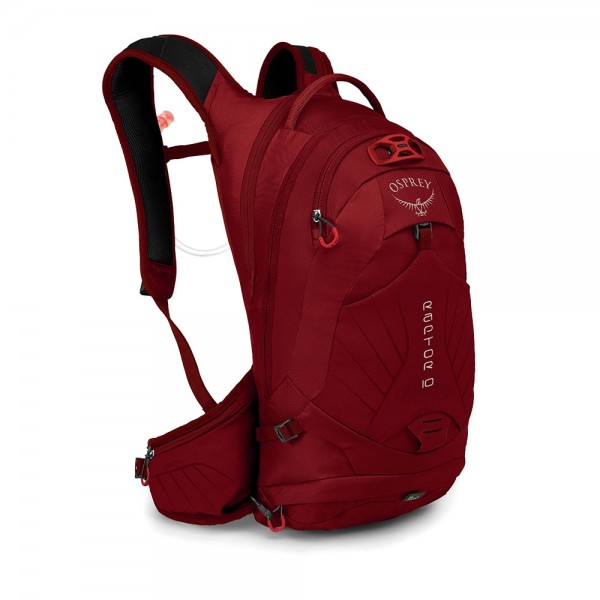 Osprey Raptor 10 Wildfire Red Uni