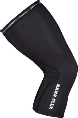 CASTELLI - NANO FLEX+ KNEEWARMER black