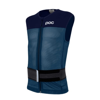 POC Spine VPD air vest Jr cubane blue Medium