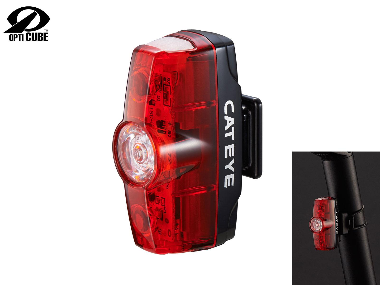 Cateye Světlo zad. Cat TL-Ld635-R Rapid Mini