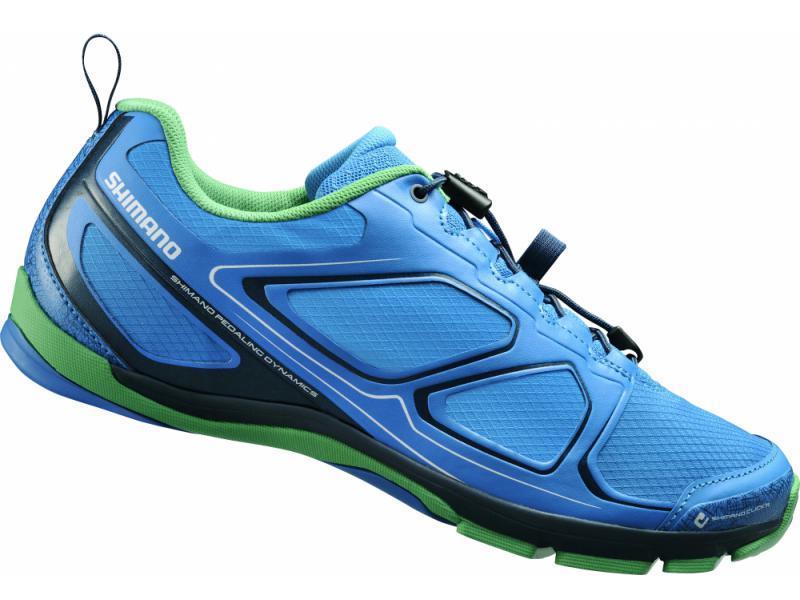 Shimano click'r obuv SH-Ct71B modré 43