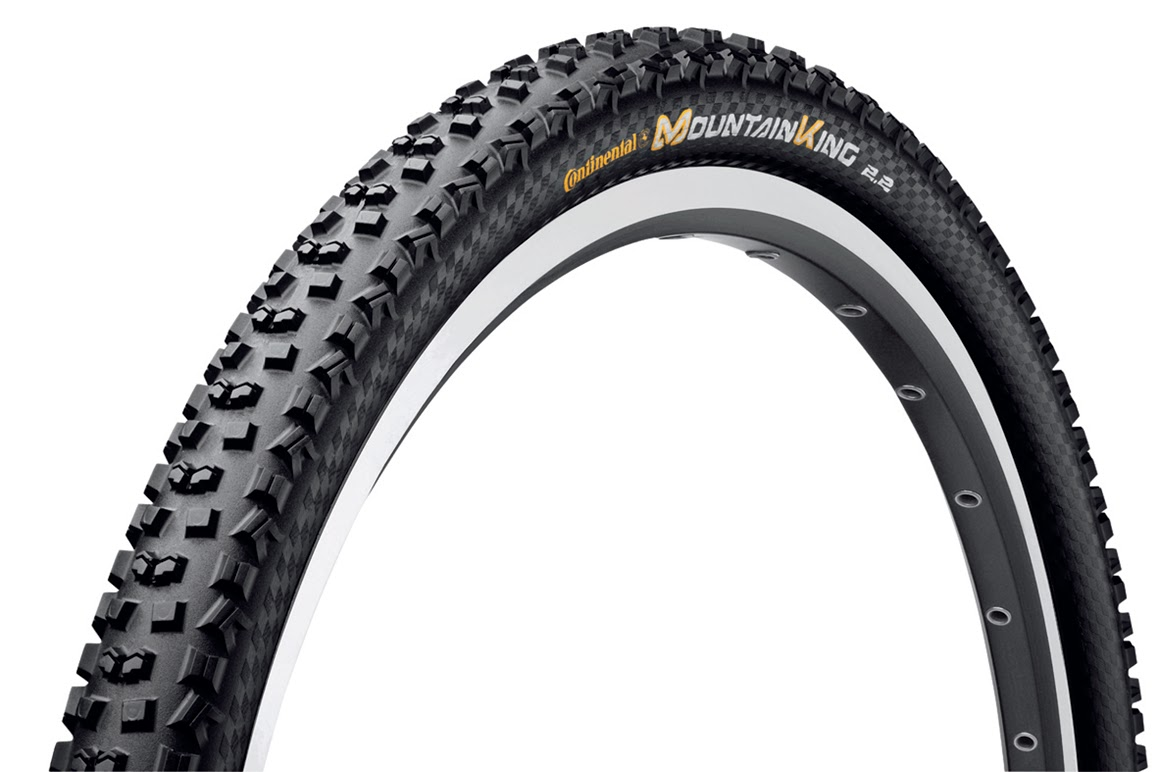 Continental Mountain King kevlar 24x29 Continental Mountain King 29x2.40 60-622