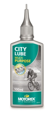 2018 MOTOREX CITY LUBE 100ml OLEJ