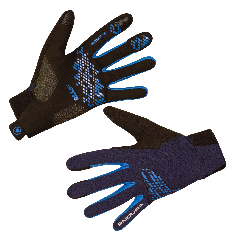 Endura Mtr Glove II: Navy XL