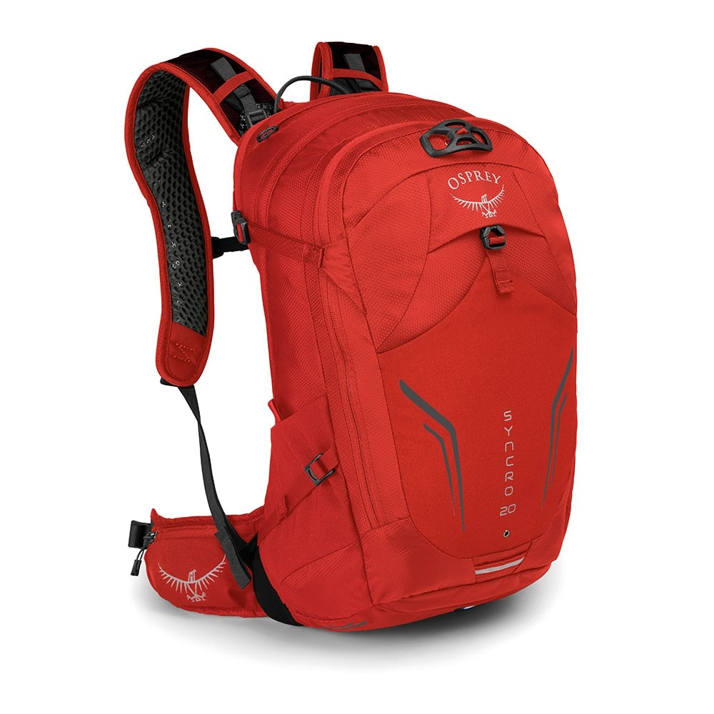 Osprey Syncro 20 Firebelly Red Uni
