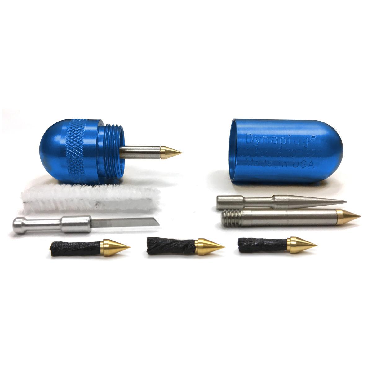 Dynaplug Micro Pro Kit Modrá