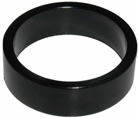 "BASIC - spacer A-H 1 1/8"" 10mm černý"