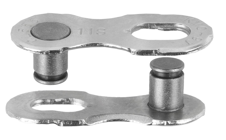 Kmc spojka řetězu 11sp. balení 2ks spojek CL-550