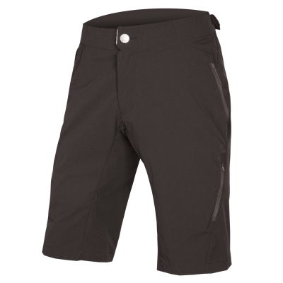ENDURA - SingleTrack Lite Short II: Black