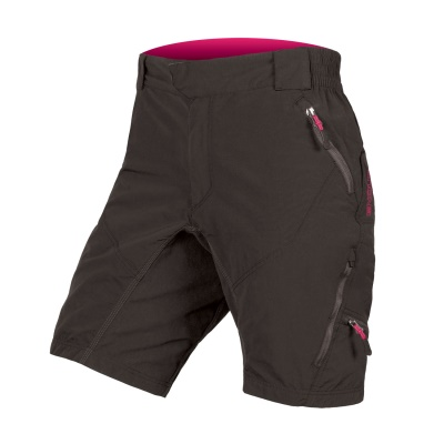 ENDURA - Wms Hummvee Short II : Black