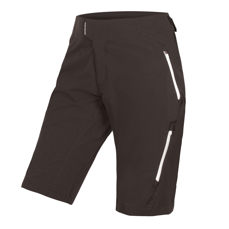 Endura Wms SingleTrack Lite Short II: Black XL