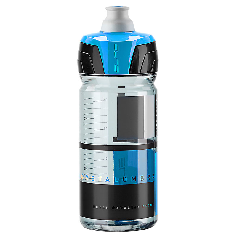 Elite láhev Crystal Ombra kouřová/modrá 550 ml