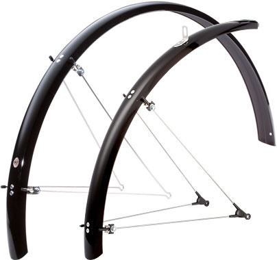 "SKS Blatník BLUEMELS, 28"" Olympic racer 45mm, 28"", black"