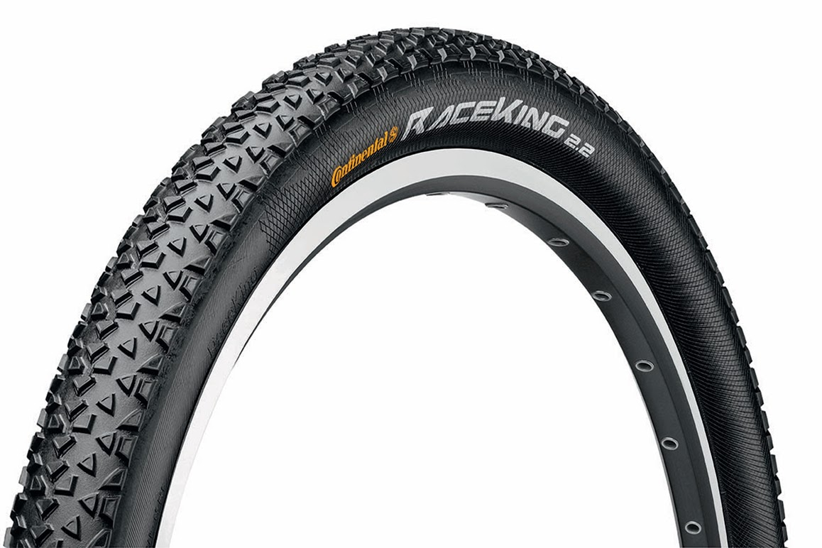 Continental Race King kevlar 22x29