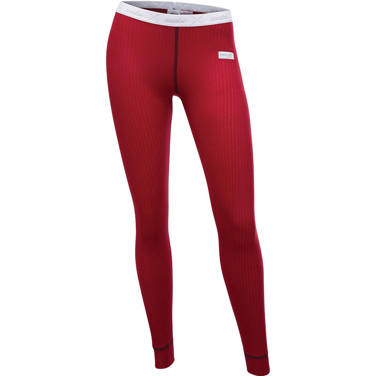 Swix Kalhoty RaceX červená XL