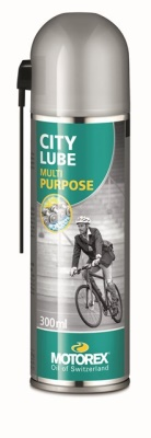 2018 MOTOREX CITY LUBE 300ml SPREJ