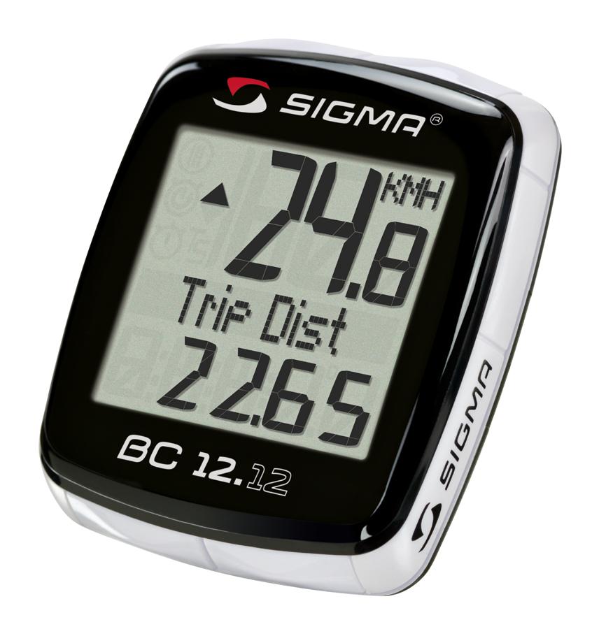 Sigma cyklo computer BC 12.12, drátový
