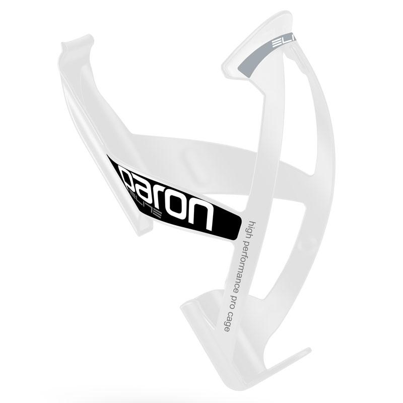 Elite košík Paron Race bílý/černý