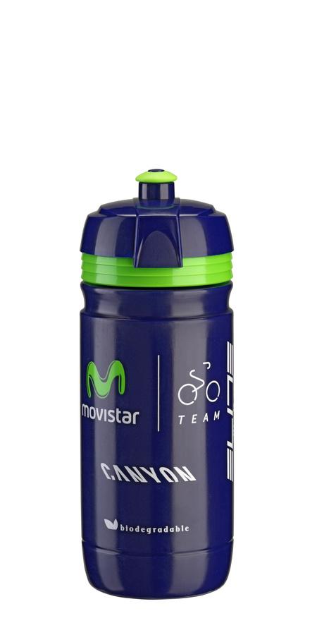 Elite láhev Corsa Team Movistar 550ml