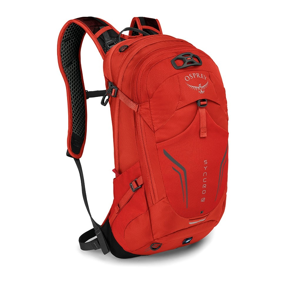 Osprey Syncro 12 Firebelly Red Uni