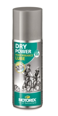 2018 MOTOREX DRY POWER 56ml SPREJ