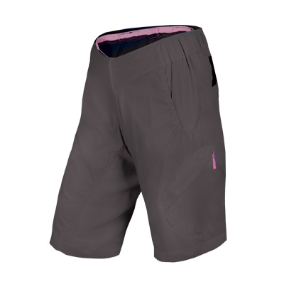 ENDURA - Wms Hummvee Lite Short Grey
