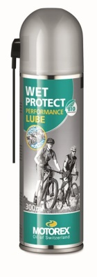 2018 MOTOREX WET PROTECT 300ml SPREJ