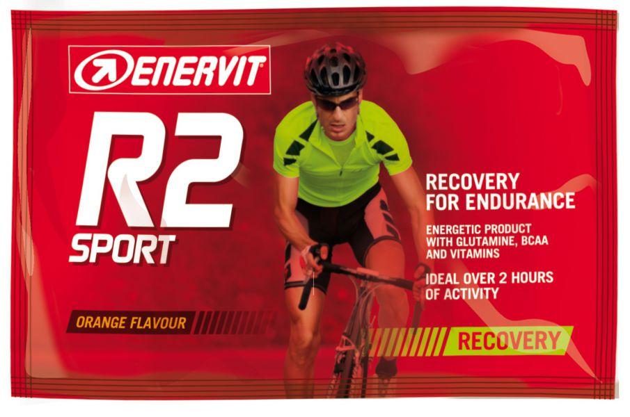 Enervit R2 Sport Recovery 50g pomeranč