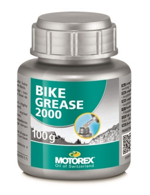 2018 MOTOREX BIKE GREASE 2000 100g