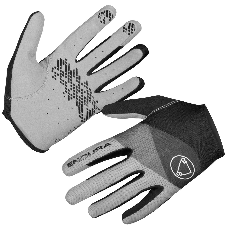 Endura Hummvee Lite Glove: MattBlack XL