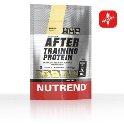 NUTREND - AFTER TRAINING PROTEIN, 45 g, vanilka